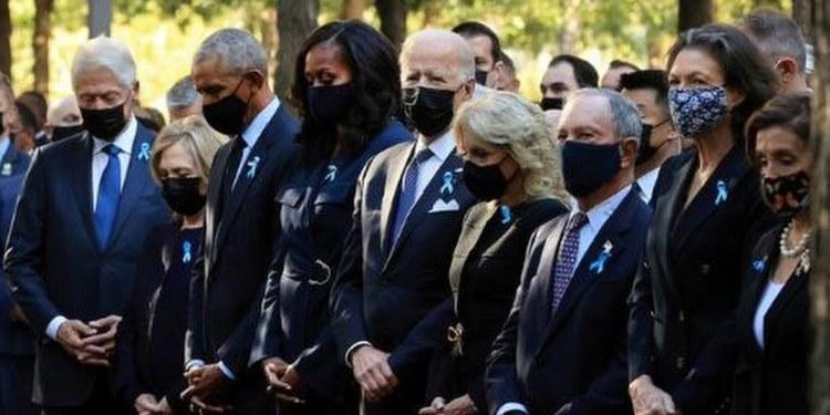 Barack Obama rindió homenaje a los héroes anónimos del 11-S 1