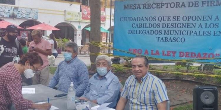 Encarcelan a opositor a ley del exgobernador Adán López en Tabasco 1