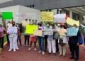 Paran atención en hospitales y centros de salud de Guerrero; exigen pago del FEGAC 2