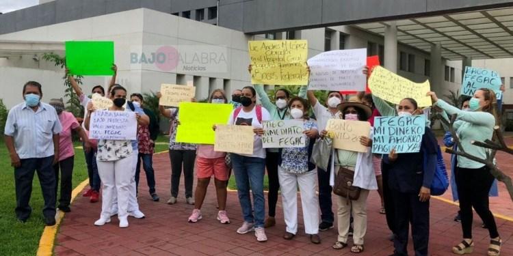 Paran atención en hospitales y centros de salud de Guerrero; exigen pago del FEGAC 1