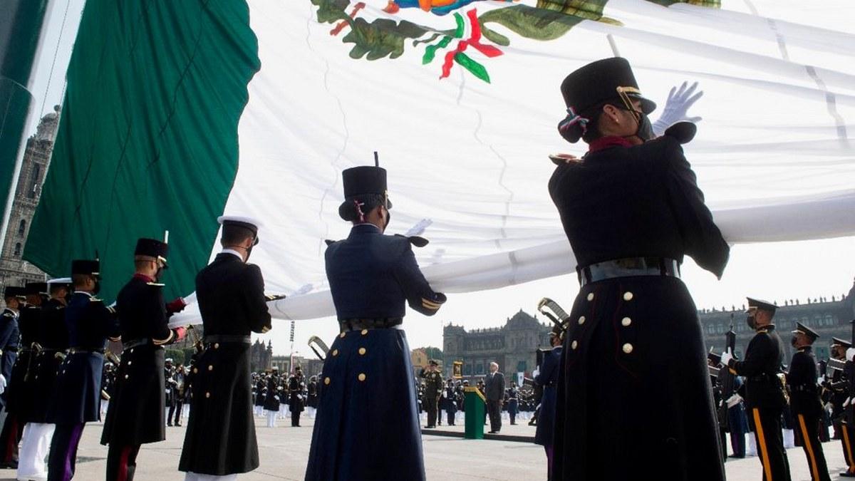 México: Desfile Militar del 16 de septiembre   Galería de Fotos 8