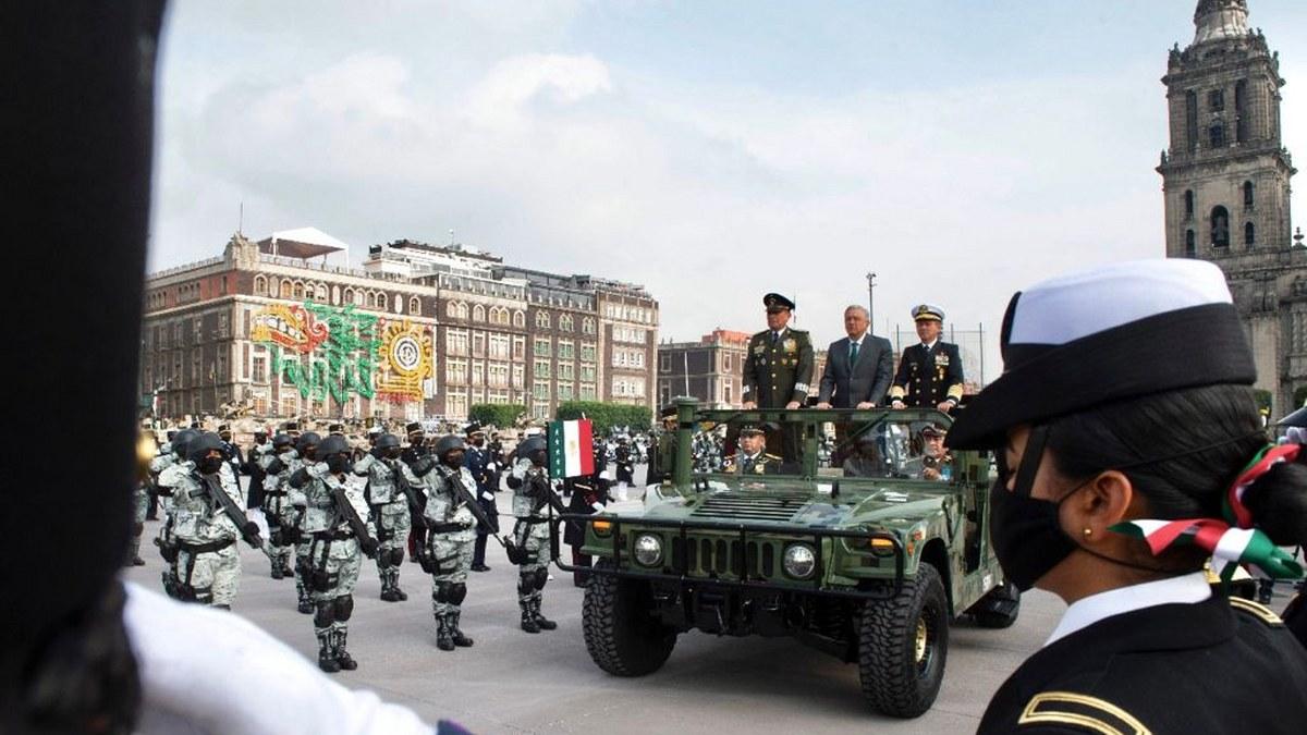 México: Desfile Militar del 16 de septiembre   Galería de Fotos 5