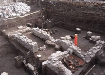 INAH revela importante hallazgo de restos arqueológicos en CDMX 7