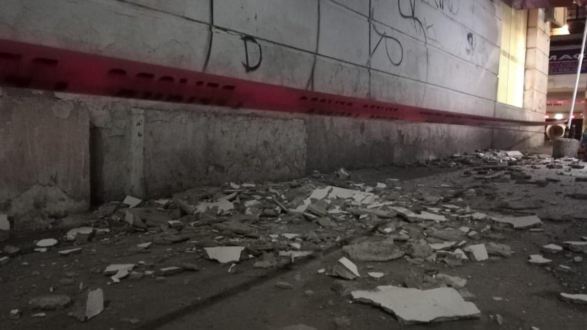 Sismo de 7.1 causa daños a casas, negocios y edificios públicos en Chilpancingo 5