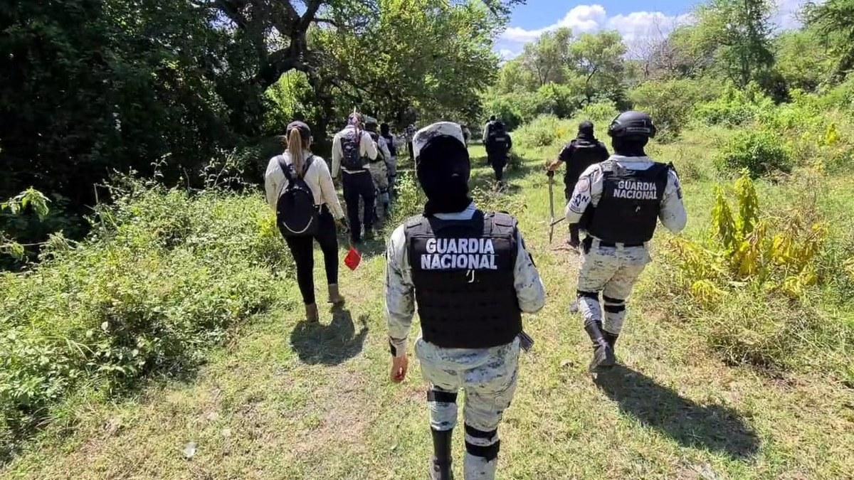 Morelos: arrancan trabajos de la Sexta Brigada Nacional de Búsqueda de Personas 1