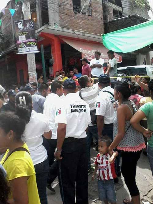 Ayutla - Guerrero - Protesta 2