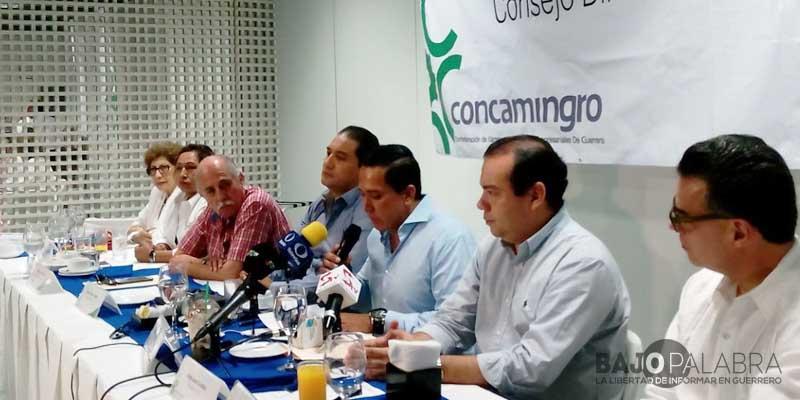 Víctimas de extorsión y secuestro 60 empresarios de Guerrero