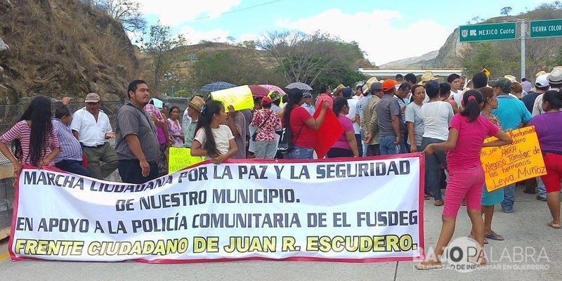 FUSDEG Tierra Colorada