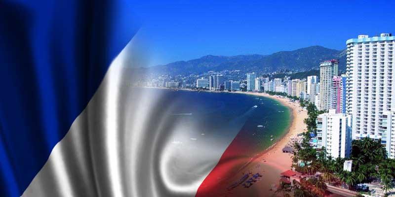 Realizarán Festival Francés de cine, música y gastronomía en Acapulco