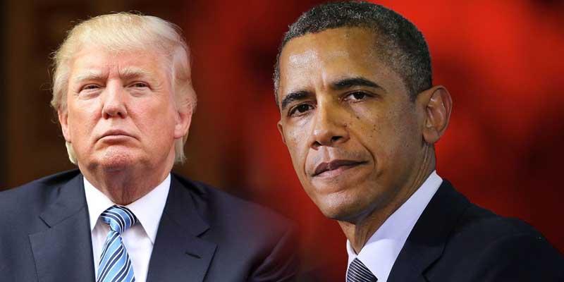 Trump no es apto para la Casa Blanca: Obama