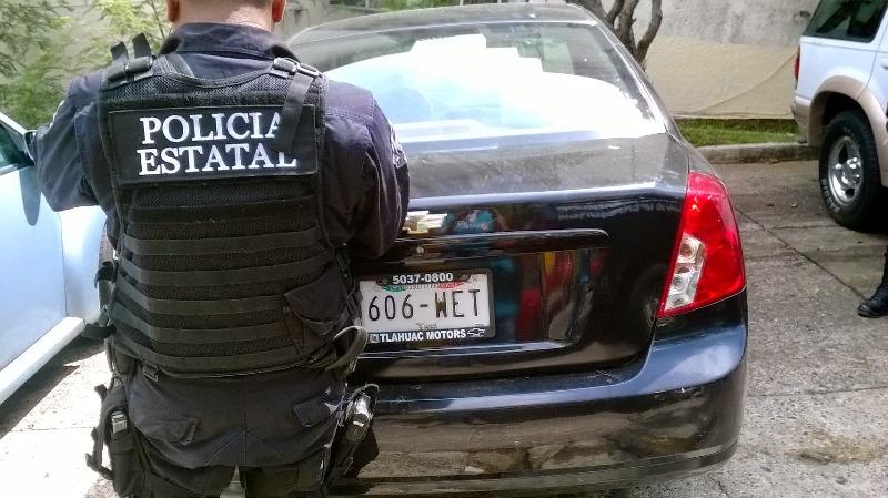 Violencia en sierra de Guerrero impide recuperar autos robados