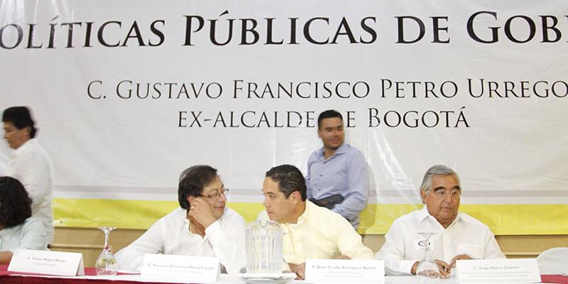 Aconseja exalcalde de Bogotá fortalecer poder público ante criminalidad