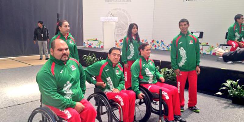 Cinco mexicanos a finales de atletismo en Paralímpicos