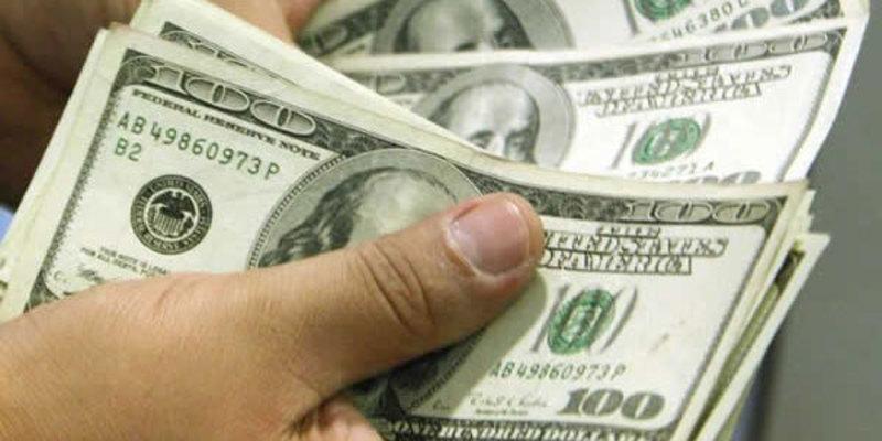 Bancos del Distrito Federal venden dólar hasta en $19.80