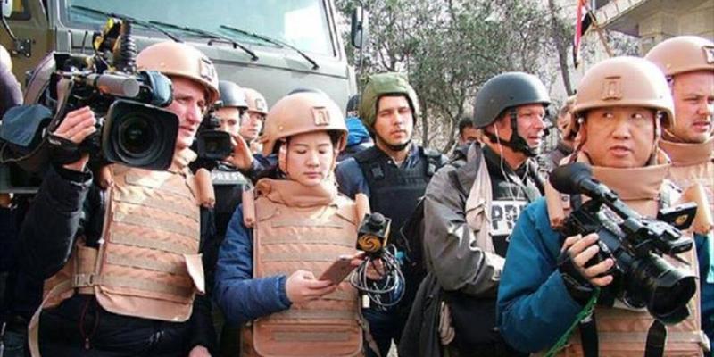Rusia denuncia ataque contra periodistas extranjeros en norte de Siria