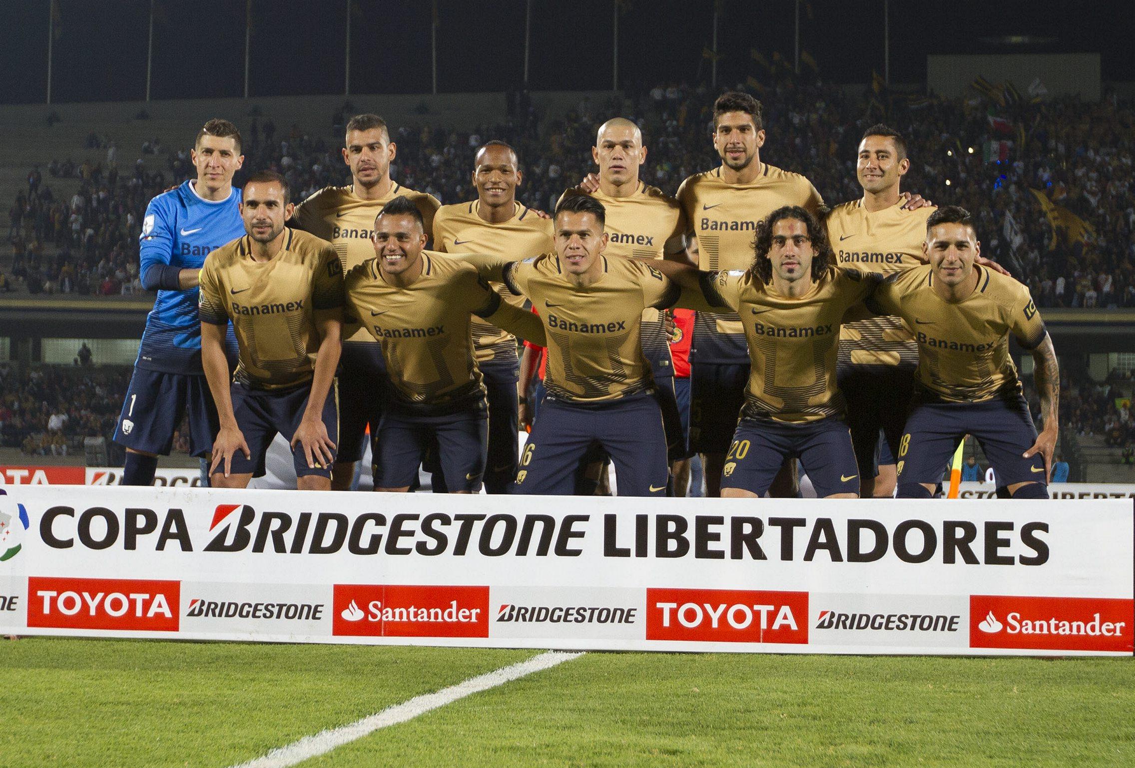 Arranca Pumas la Copa Libertadores con triunfo ante Emelec, de Ecuador