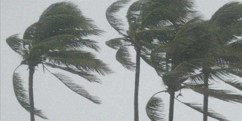 Este lunes se prevén vientos fuertes en el norte del país