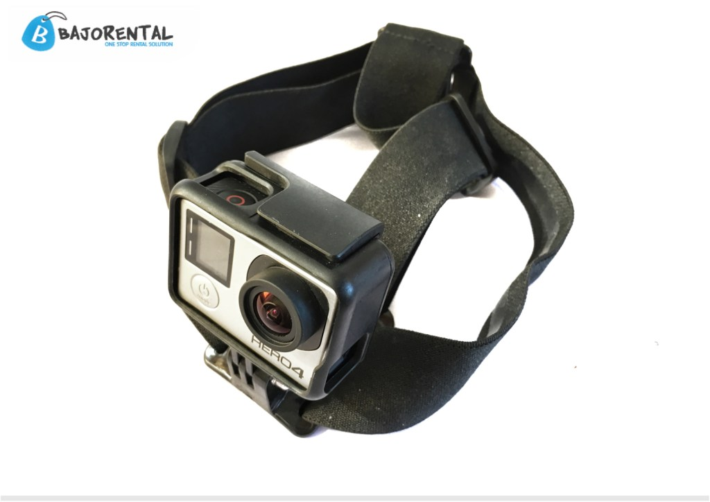 Headstrap for GoPro