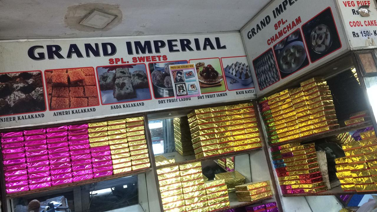 Grand Imperial Cakes Chandrayangutta Hyderabad Bakers