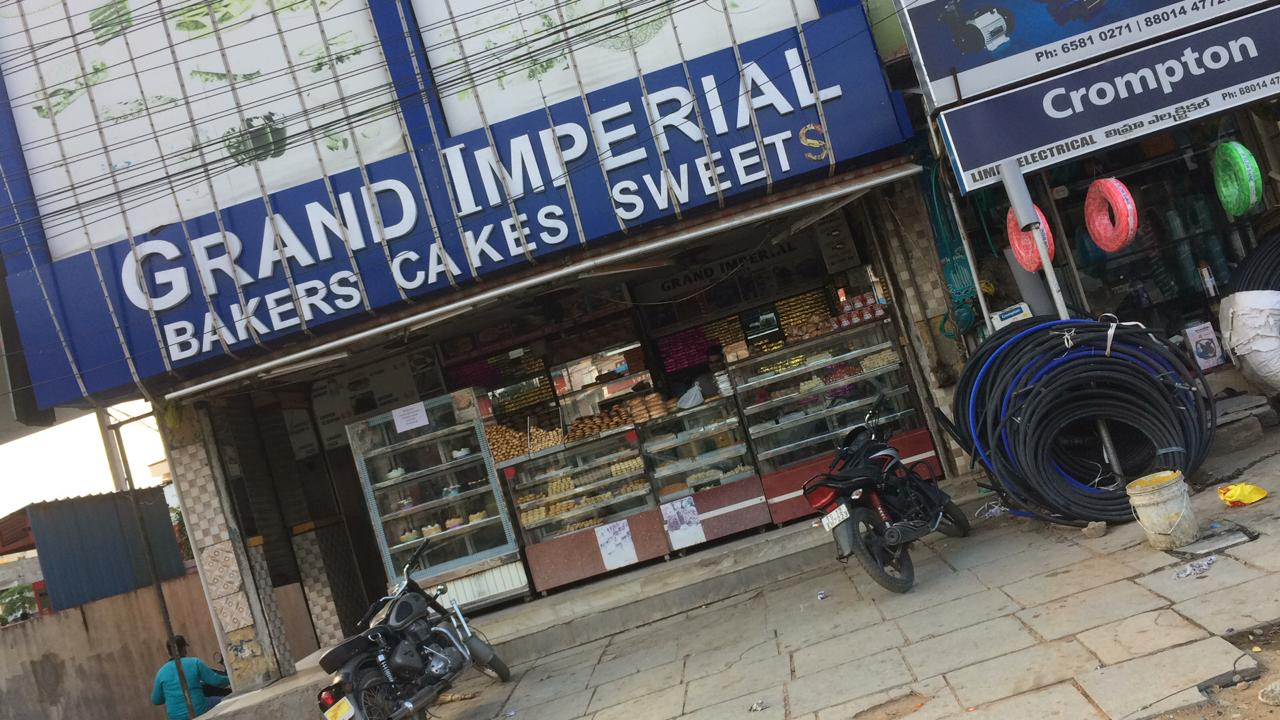 Grand Imperial Bakers Chandrayangutta Hyderabad Bakers