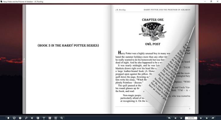 Harry Potter and the Prisoner Of Azkaban Pdf Free Download - J.K. Rowling