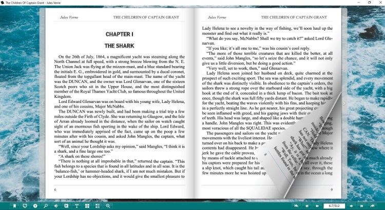 The Children of Captain Grant Pdf And Flip Book By Jules Verne - 2 Image