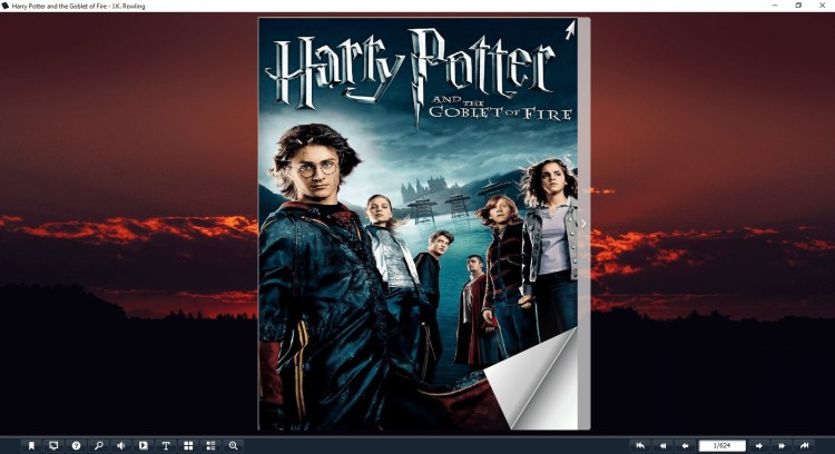 harry potter and the goblet of fire pdf book free download by j.k. rowling