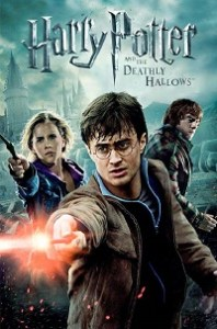 Harry Potter and the Deathly Hallows - J.K. Rowling