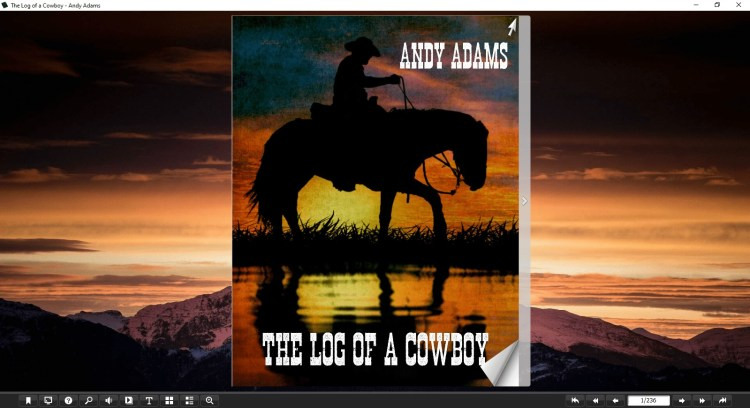 the log of a cowboy pdf