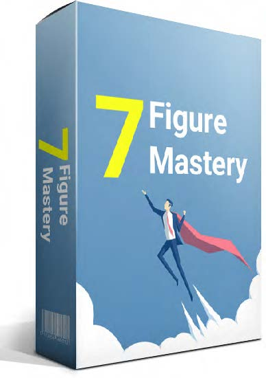 book of business - 7 figure mastery book