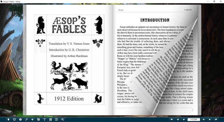 aesops fables pdf