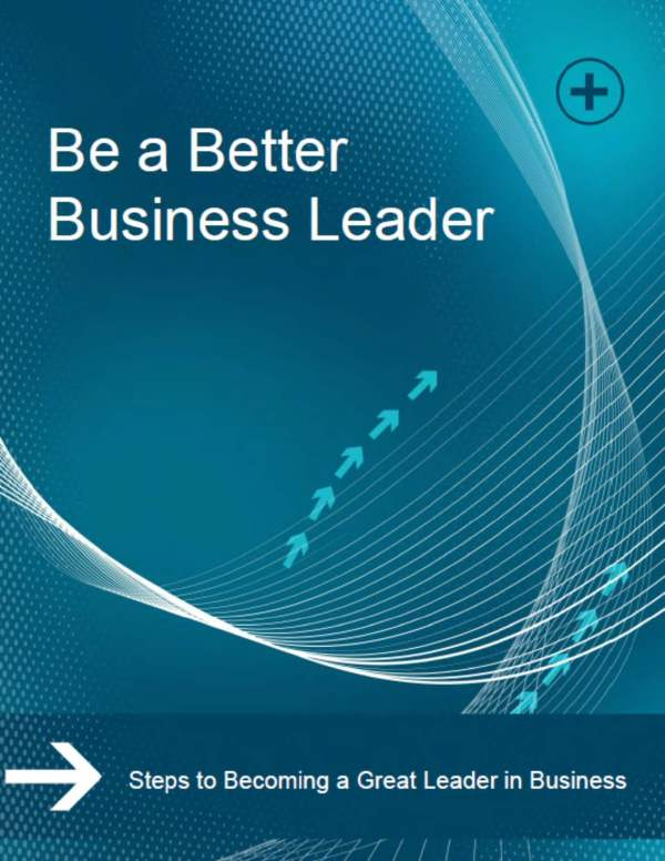 business leader book