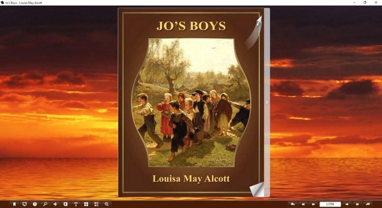 jo's boys pdf