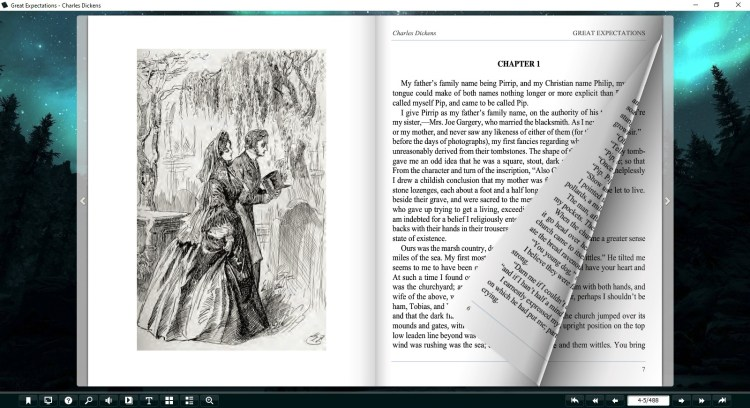 great expectations pdf chapter 1