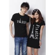 Dress Paris (hitam)