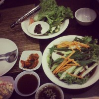 Today's Lunch: Bulgogi at Silla