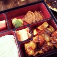 Today's Lunch: Mushiro