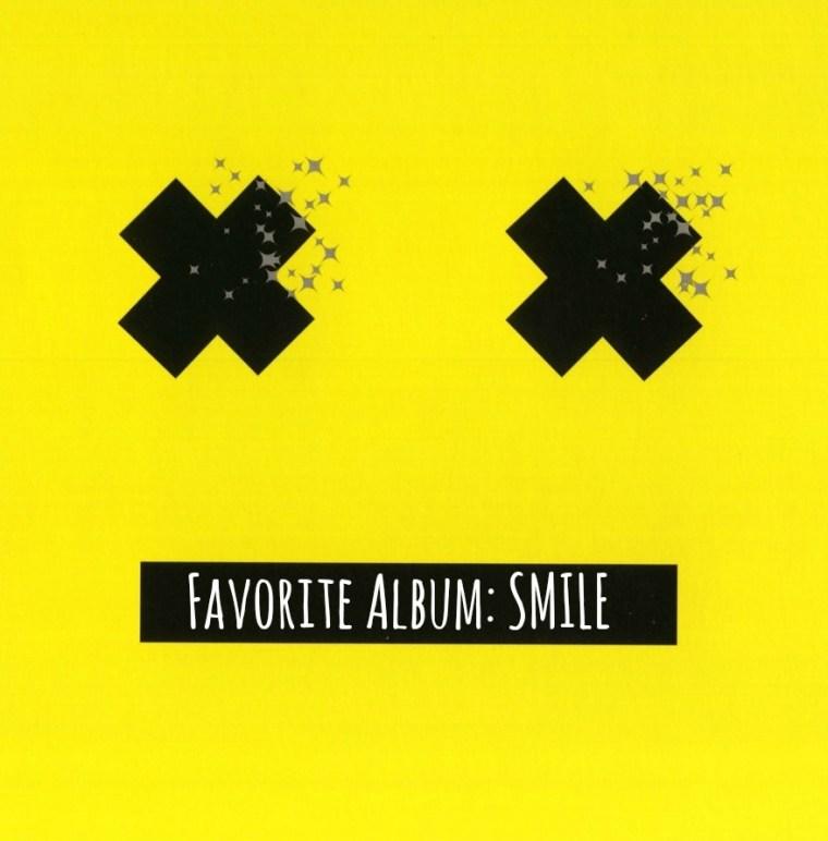 favorite album: smile