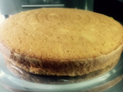 Bolo Genoves - Bolo Pelado de Morango - Naked Cake