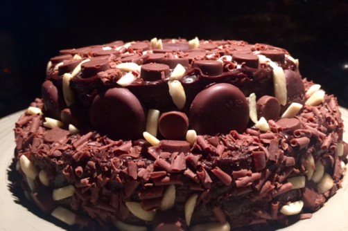Devil's Food Cake - Receita