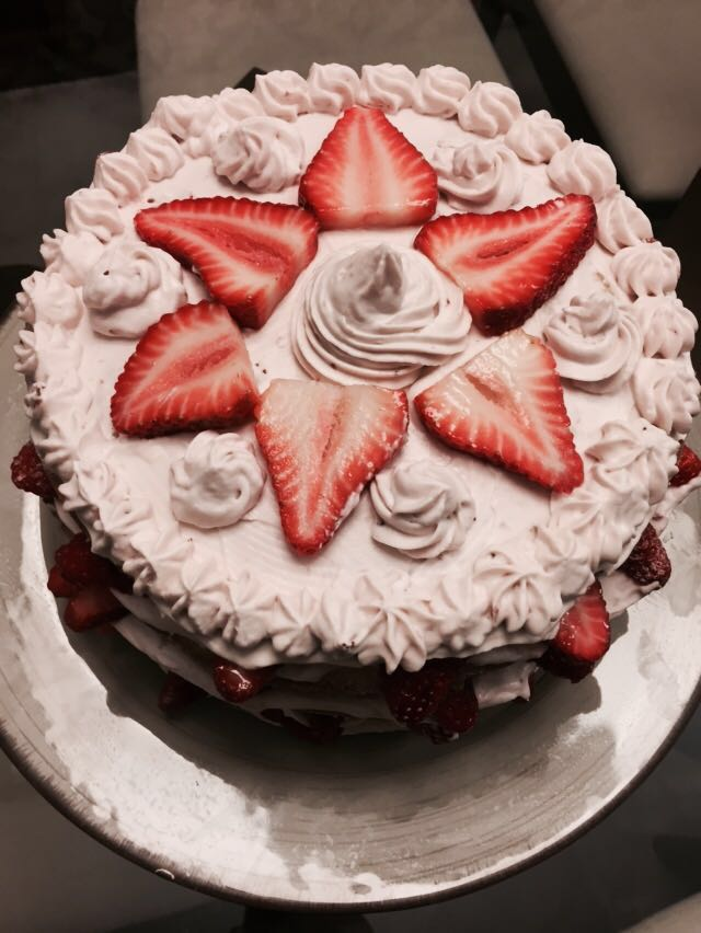 Naked Cake 5 camadas