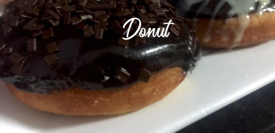 Donuts - Receita Instantânea