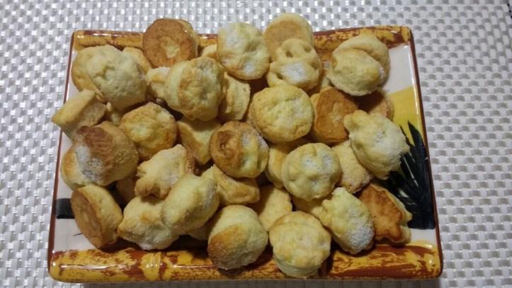 Bolacha ou Biscoito de Nata