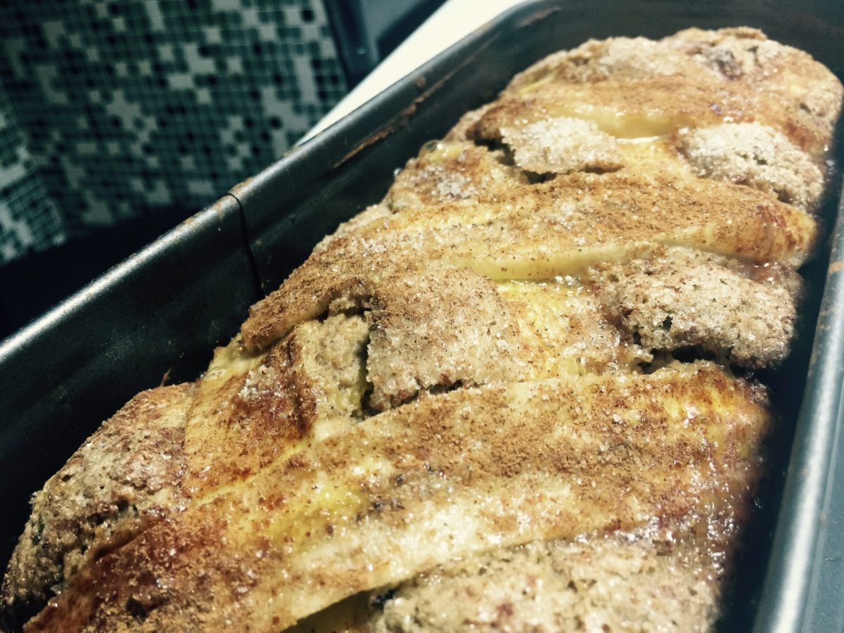 Bolo de Banana Fit com Aveia - Receita Espetacular, sem açúcar, sem óleo, sem farinha!