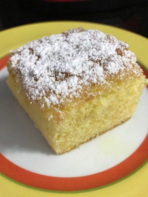 Bolo de Limão - cake au citron