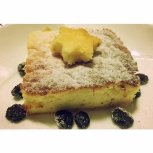 Torta de Ricota doce @bakeandcakebr