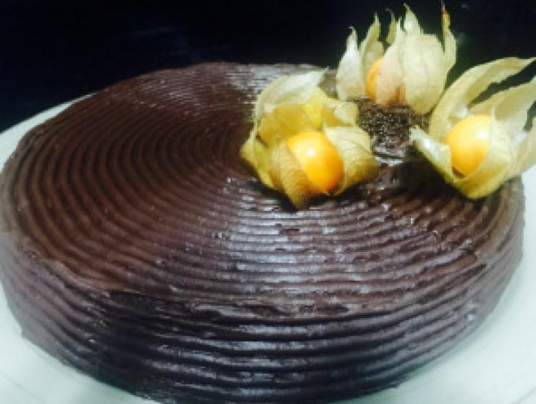 Torta Sacher Bake and Cake @bakeandcakebr