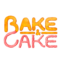logo bake and cake