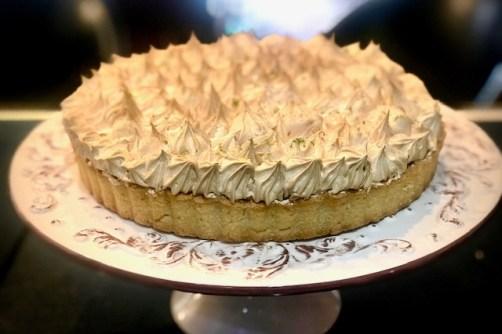 Torta de Limão Receita