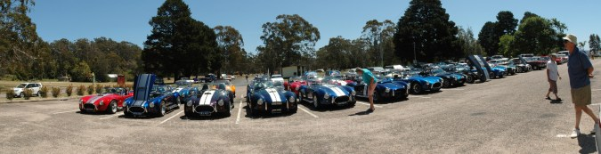 Surf to Summit Car Rally 2014